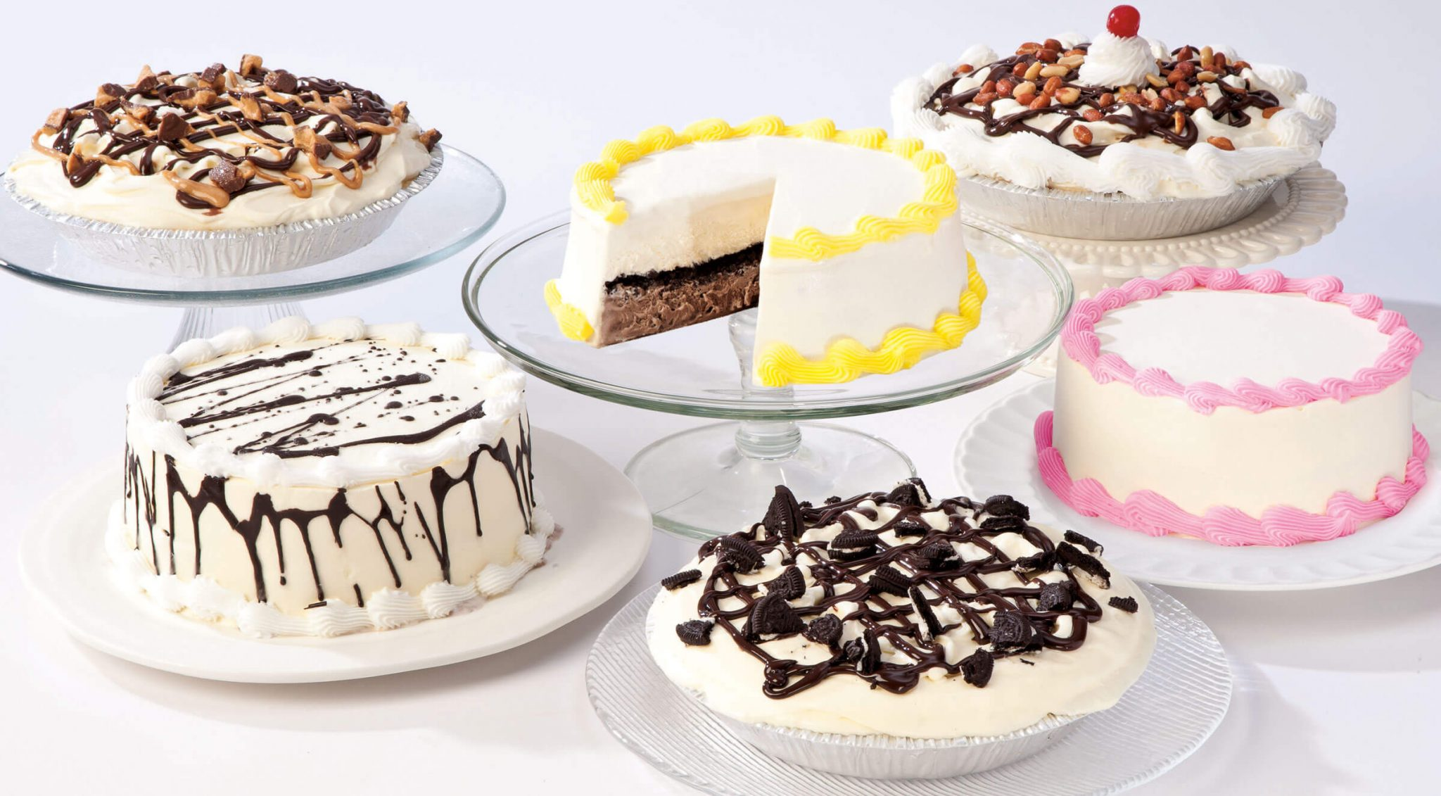 Cake and Pie Online Ordering